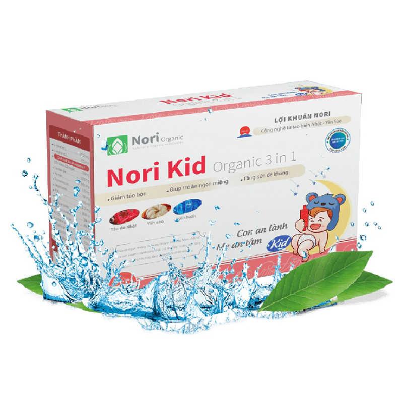 Lợi khuẩn Nori Kid cho bé